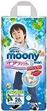 ムーニーマン エアフィット 男の子用 ビッグより大きいサイズ 26枚 (パンツタイプ) by ムーニー