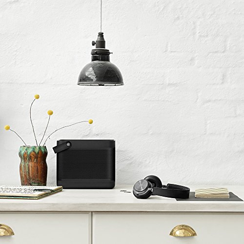 B&O PLAY by Bang & Olufsen Beolit 15 Portable Bluetooth Speaker (Black)
