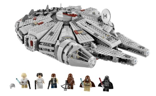 LEGO Star Wars Millennium Falcon 7965 Amazon.com