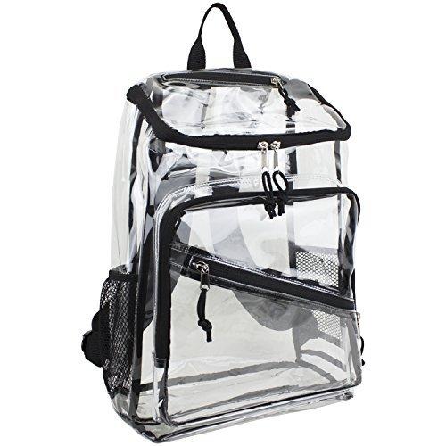 eastsport-girls-clear-top-loader-backpack-black-one-size