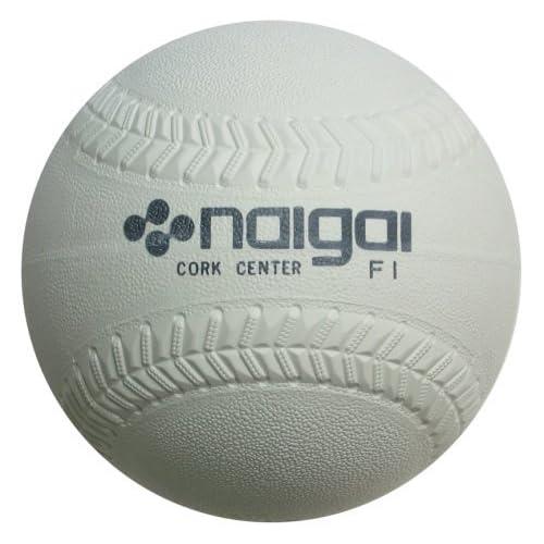内外ゴム(NAIGAI) ソフトボール3号 公認球