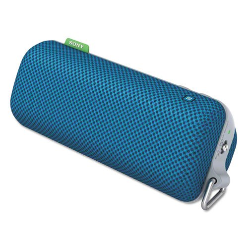 Sony Bluetooth Wireless Speaker, 10Hr Battery, 5 Watts, Blue
