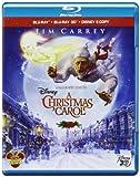 A Christmas Carol (2009) (3D) (Blu-Ray+Blu-Ray 3D+E-Copy) [Italian Edition]