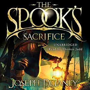 The Spook's Sacrifice Audiobook