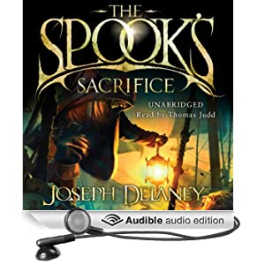 The Spook's Sacrifice: Wardstone Chronicles 6 (Unabridged)