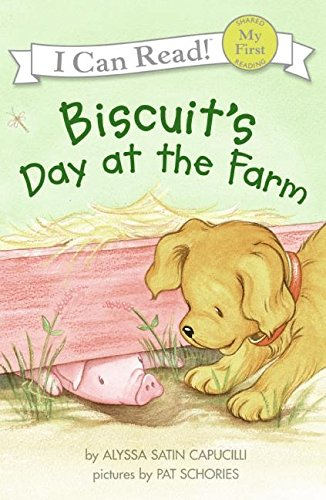 Biscuit's Day at the Farm (My First I Can Read) PDF