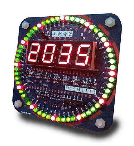 51-rotating-led-unassembled-electronic-clock-kit-diy-hobby-electronic-kit-for-challenge-learning-ski