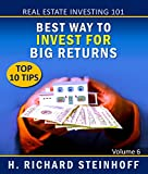 img - for Real Estate Investing 101: Best Way to Invest for Big Returns, Top 10 Tips book / textbook / text book