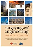 Surveying and Engineering: Principles and Practice (1405159235) by Watson, Paul