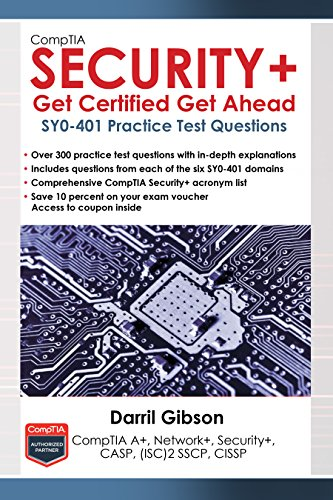 Download CompTIA Security+ Get Certified Get Ahead: SY0-401 Practice Test Questions