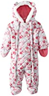 Pink Platinum Baby-Girls Infant Owl Printed Pram