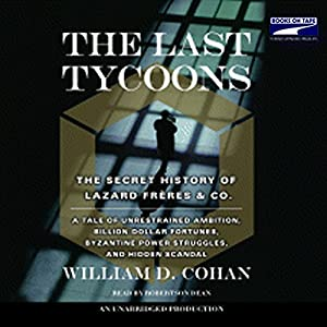 The Last Tycoons Audiobook