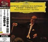 ベートーヴェン:交響曲第6番「田園」&シューベルト:交響曲第5番