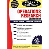 Schaum's Outline of Operations Research ~ Richard Bronson