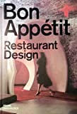 img - for Bon Appetit: Restaurant Design book / textbook / text book
