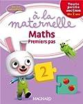 Maths premiers pas � la maternelle To...