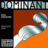 Cordes Thomastik Contrebasse Dominant Noyau plein nylon Accord solo. 3/4; Fa di�se