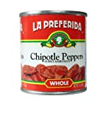 #3: La Preferida Canned Whole Chipotles In Spicy Abobo Sauce
