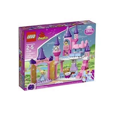 LEGO DUPLO 6154 Disney Princess Cinderella's Castle by LEGO
