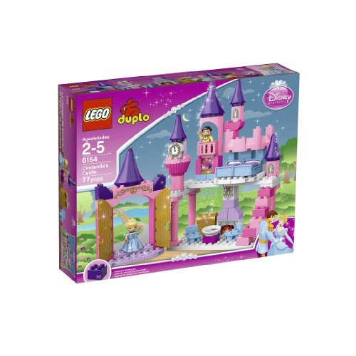 LEGO DUPLO 6154 Disney Princess Cinderella's Castle