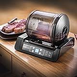 STX International STX-1000-CE Chef's Elite 15 Minute Meat & Vegetable Vacuum Marinator - Auto Shut Off