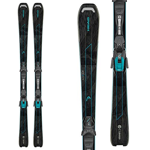Head Pure Joy Ski System with Bindings Womens (Head Pure Joy compare prices)
