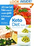 KetoDiet Book: 165 Low-Carb Paleo rec...