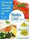 KetoDiet Book: 165 Low-Carb Paleo rec...