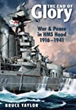 ISBN: 1848321392 - The End of Glory: War & Peace in HMS Hood 1916-1941