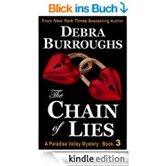 The Chain of Lies, Mystery with a Romantic Twist (Paradise Valley Mysteries Book 3) (English Edition)