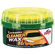 Turtle Wax T5A Turtle Wax Carnauba Cleaner Car Wax-14OZ CARNAUBA WAX PASTE