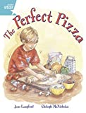 Rigby Star Guided Year 2/P3 Turquoise Level: The Perfect Pizza (6 Pack) Framework Edition Jane Langford