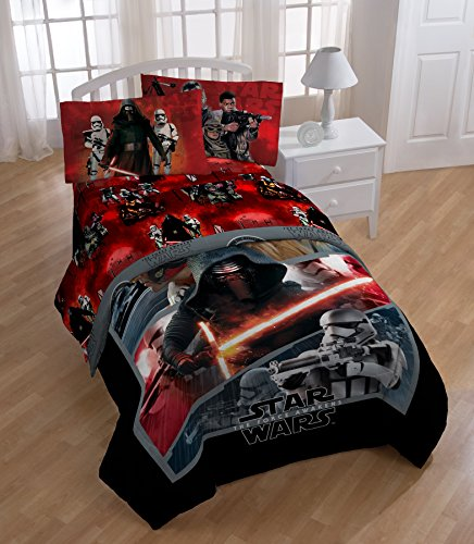 Star Wars Episode 7 Twin Comforter And Sheet Set Home