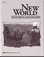 NEW WORLD, HISTORY & GEOGRAPHY, GR 6 QUIZ KEY - TEACHER KEY
