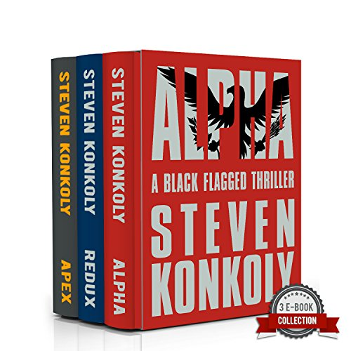 The Black Flagged Thriller Series Boxset: Books 1-3