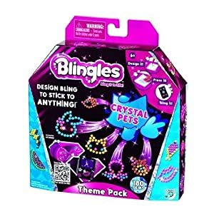 Blingles Theme Pack Crystal Pets