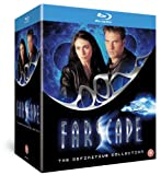 Farscape - The Definitive Collection (Series 1-4) [Blu-ray] [Region Free]