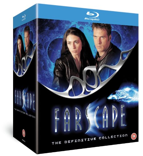Farscape - The Definitive Collection (Series
