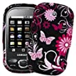 MOD SAMSUNG GT-I5500 GALAXY EUROPA STYLISH PRINTED LUXURY SOFT SILICONE CASE GEL COVER POUCH SKIN + FREE SCREEN PROTECTOR
