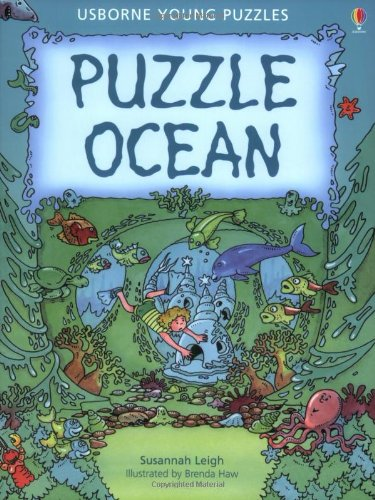 Puzzle Ocean (Young Puzzles)