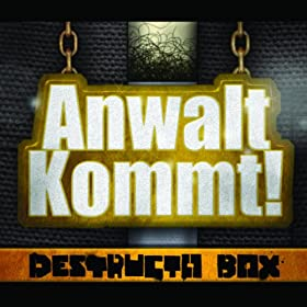Anwalt Kommt (Lawyer Up) (feat. Joshua Schleiffer) [Explicit]