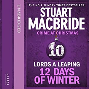 Twelve Days of Winter: Crime at Christmas - Lords-a-Leaping Audiobook