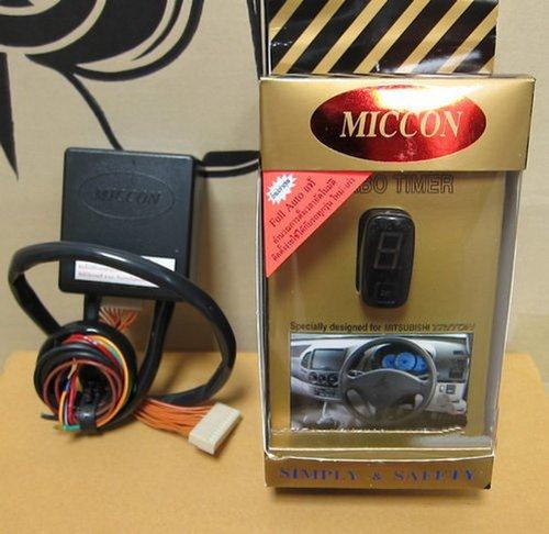 Deal For Full Auto Miccon Turbo Timer Control Mitsubishi L200 Triton UTE Pickup 05 06 07 08 09