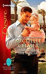 Princess in the Making (Harlequin Desire)