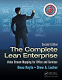 img - for The Complete Lean Enterprise: Value Stream Mapping for Office and Services, Second Edition book / textbook / text book