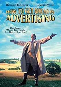 How to Get Ahead in Advertising [Import]