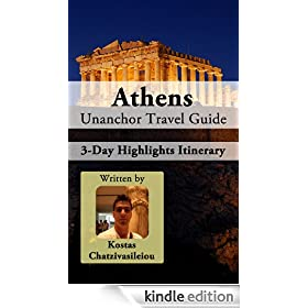 Athens Travel Guide - 3-Day Highlights Tour Itinerary