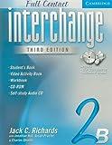 Jack C. Richards Interchange Third Edition Full Contact 2B