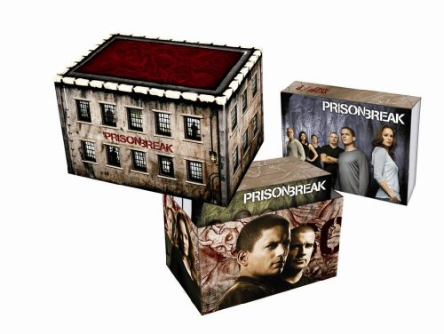 Prison Break - Complete Box (23 DVDs) incl. Final Break