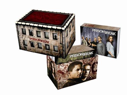 Prison Break - Complete Box (23 DVDs) incl. Final Break